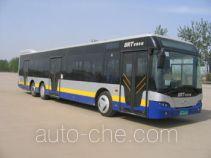 青年牌JNP6137G-1型豪华城市客车