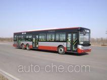 青年牌JNP6140GM型豪华城市客车
