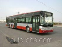 青年牌JNP6140GVC型豪华城市客车
