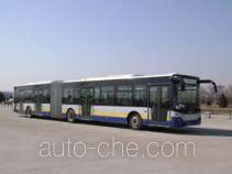 青年牌JNP6180G-1型豪华城市客车
