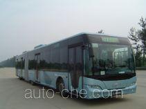 青年牌JNP6180G型豪华城市客车