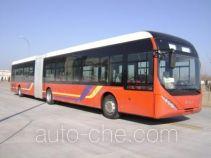 青年牌JNP6182G-1型豪华城市客车