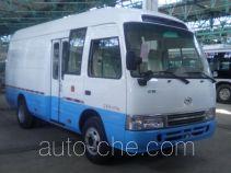 Chunzhou JNQ5041XXYXK41 box van truck