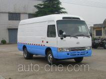 Chunzhou JNQ5041XXYXK42 box van truck