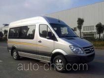 Kawei JNQ6605BEV5 electric minibus