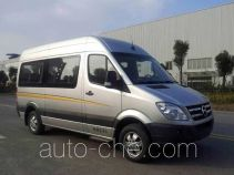 Kawei JNQ6605BEV8 electric minibus