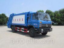 楚疆牌JPY5161ZYSE4型压缩式垃圾车