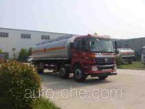 楚疆牌JPY5253GYYB型运油车