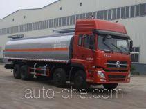 Chujiang JPY5310TGYD oilfield fluids tank truck