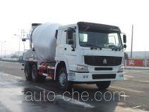 Junqiang JQ5250GJB concrete mixer truck
