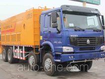 Junqiang JQ5317TFC slurry seal coating truck