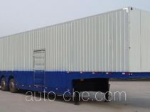 Junqiang JQ9200TCL vehicle transport trailer