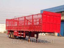 Junqiang JQ9350CCY stake trailer