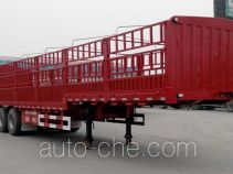 Junqiang JQ9372CCY stake trailer