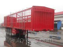 Junqiang JQ9370CCY stake trailer