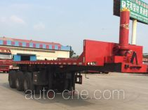 Junqiang JQ9400ZZXP flatbed dump trailer