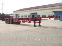 Junqiang JQ9401TJZ container transport trailer