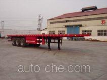 Junqiang JQ9401TPB flatbed trailer