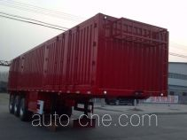 Junqiang JQ9401XXYA box body van trailer