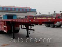 Junqiang flatbed trailer