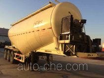 Junqiang JQ9403GFL medium density bulk powder transport trailer