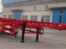 Junqiang JQ9406TJZ container transport trailer