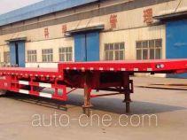 Junqiang JQ9407 flatbed trailer
