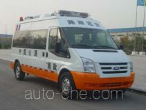 Jufeng (Sabo) JQG5040XKC investigation team car