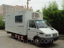 Jufeng (Sabo) JQG5050XCC disaster relief food support vehicle