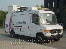 飓风牌JQG5071XTX型应急通信车