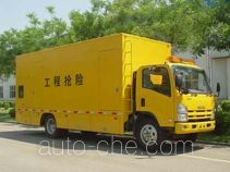 Jufeng (Sabo) JQG5100TDY engineering rescue works vehicle