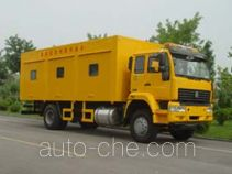 Jufeng (Sabo) JQG5150XQX emergency rescue vehicle