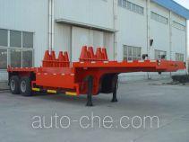 Jufeng (Sabo) JQG9340TTS molten iron trailer