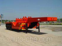 飓风牌JQG9390TTS型铁水运输半挂车