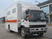 Jereh JR5130TBC control and monitoring vehicle