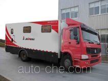 Jereh JR5140XYQ control and monitoring vehicle