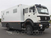 Jereh JR5142TBC control and monitoring vehicle