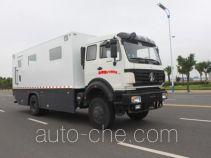 Jereh JR5143TBC control and monitoring vehicle