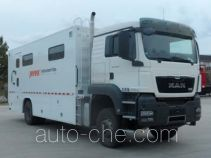 Jereh JR5144TBC control and monitoring vehicle