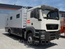 Jereh JR5150TBC control and monitoring vehicle