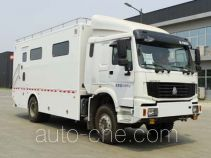 Jereh JR5151TBC control and monitoring vehicle