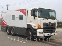 Jereh JR5160TBC control and monitoring vehicle