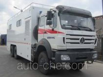 Jereh JR5230XJC inspection vehicle