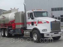 Jereh JR5240TQL hot oil (water) dewaxing truck