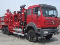 Jereh JR5250TBU carbon dioxide injection truck