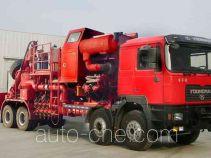 Jereh JR5260THS sand blender truck