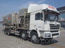Jereh JR5300THP mixing plant truck