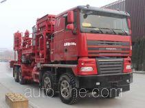 Jereh JR5310THS sand blender truck