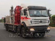 Jereh JR5311TLG coil tubing truck