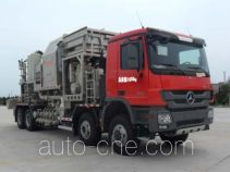 Jereh JR5312THS sand blender truck